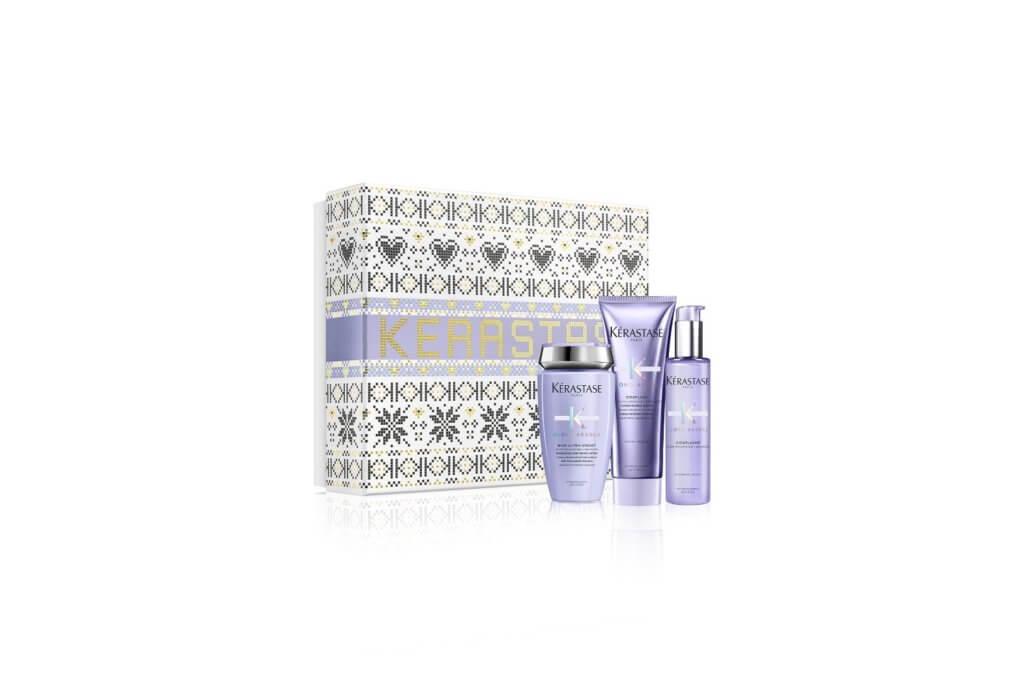 Kerastase Christmas Gift Box - Blond Absolu Range
